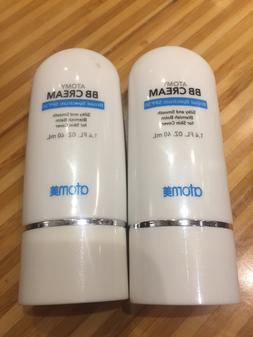TWO SET. KOREA Atomy BB Cream Broad Spectrum SPF 30 1.4 fl o