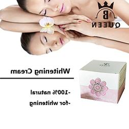 B QUEEN Whitening Cream Anti aging Freckles Dark Spots remov